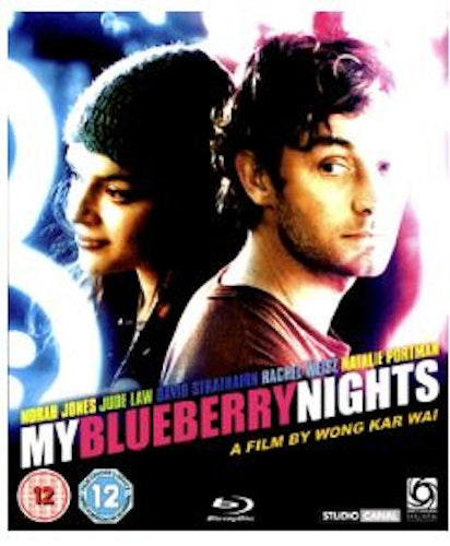 My Blueberry Nights Blu-Ray (import)