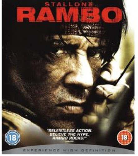 Rambo first blood Blu-Ray (import)