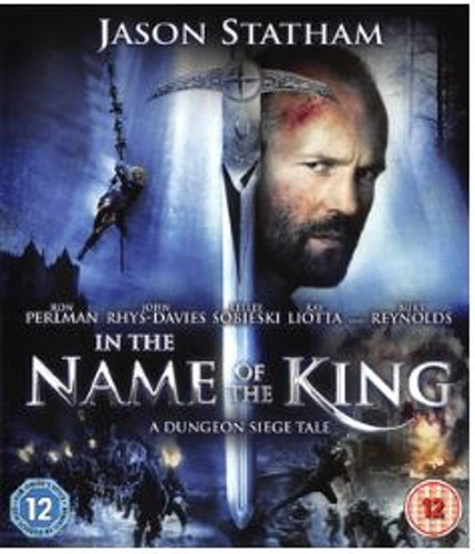 In The Name Of The King - A Dungeon Siege Tale Blu-Ray (import)