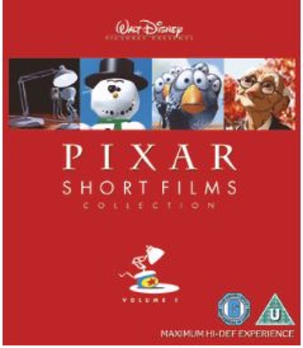 The Pixar Short Film Collection - Volume 1 Blu-Ray (import)