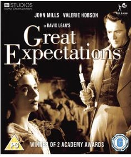 Great Expectations Blu-Ray (import)