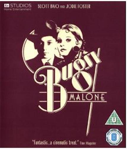 Bugsy Malone Blu-Ray (import)