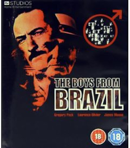 The Boys From Brazil Blu-Ray (import)