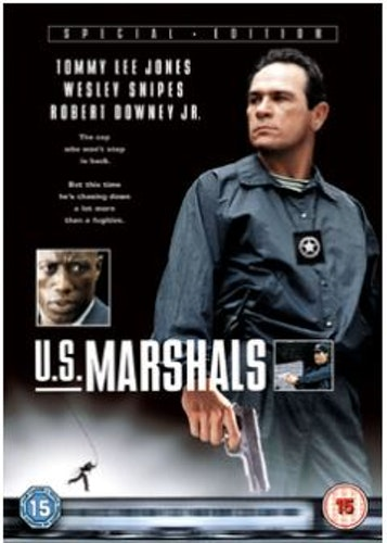 U.S Marshalls DVD (import)