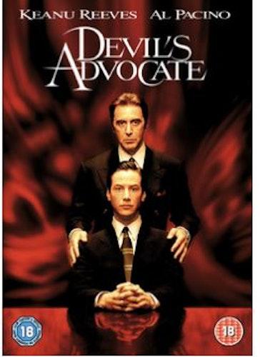 Djävulens Advokat DVD (import)