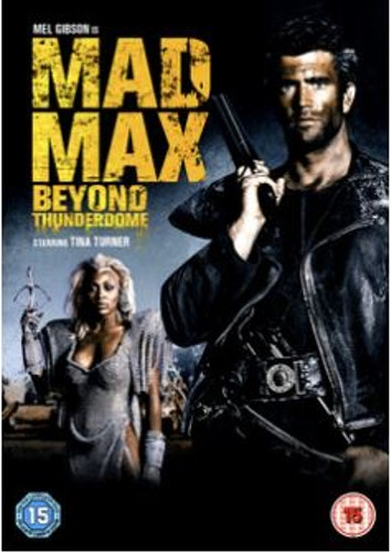 Mad Max 3: Beyond Thunderdome DVD (import)