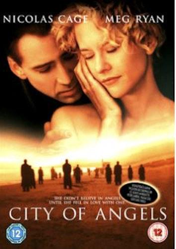 Änglarnas stad DVD (import)
