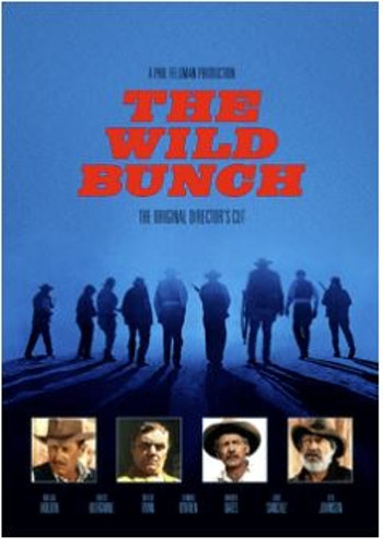 The Wild Bunch - Directors Cut DVD (import)
