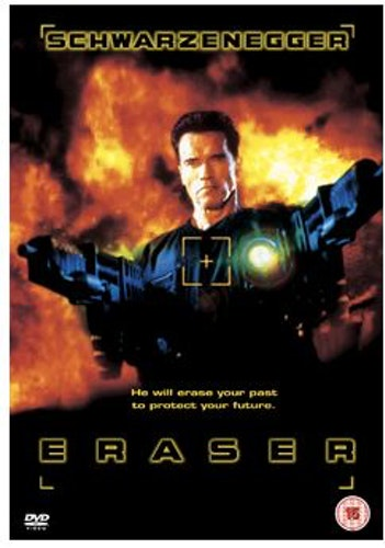Eraser DVD (import)