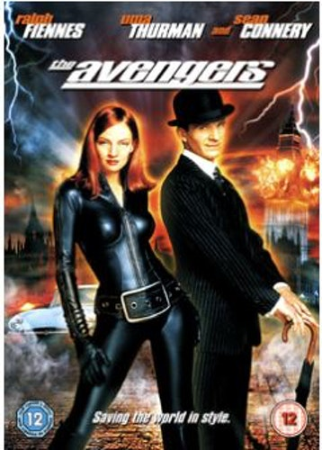 The Avengers DVD (import)