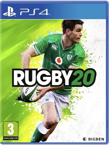 Rugby World Cup 20 - PlayStation 4