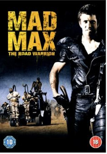 Mad Max 2 - The Road Warrior DVD (import)