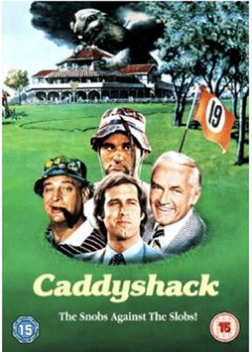 Caddyshack DVD (import)