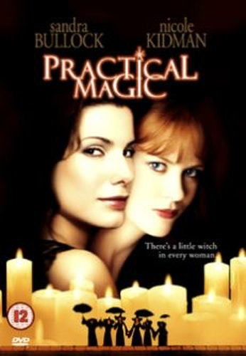 Practical Magic DVD (import)