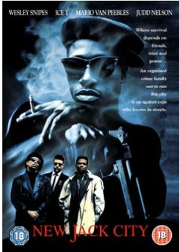 New Jack City DVD (import)