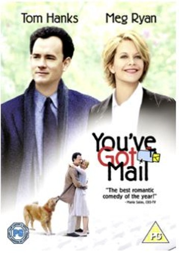 You've Got Mail DVD (import)