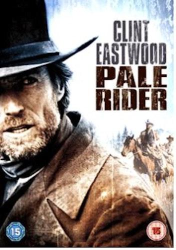 Pale Rider DVD (import)