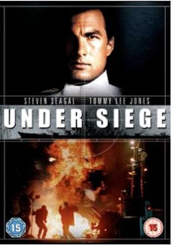 Under Belägring DVD (import)