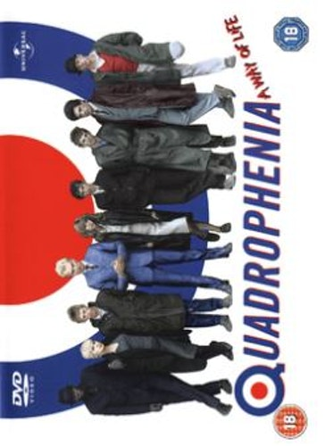 Quadrophenia DVD (import)