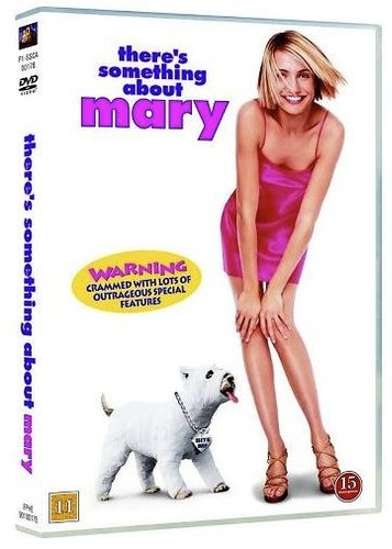 Den där Mary DVD