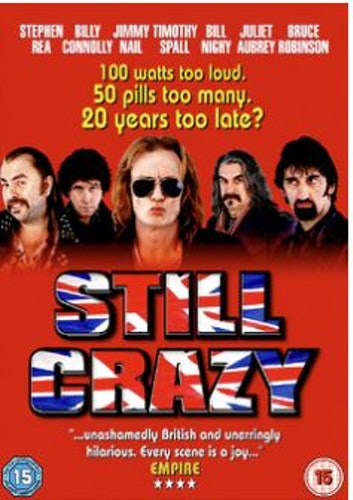 Still Crazy DVD (import sv. text)