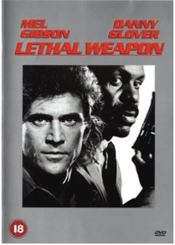 Lethal Weapon DVD (import)