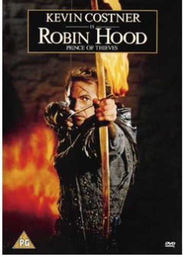 Robin Hood - Prince Of Thieves DVD (import)