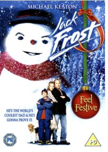 Jack Frost DVD (import)