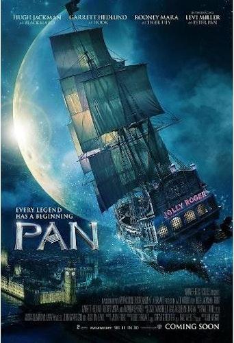 Pan DVD (beg)