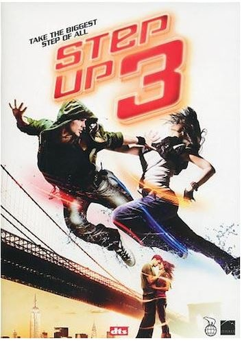 Step Up 3 DVD (beg)
