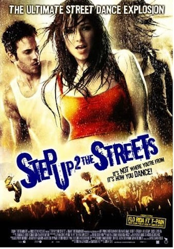 Step Up 2: The Streets DVD (beg)