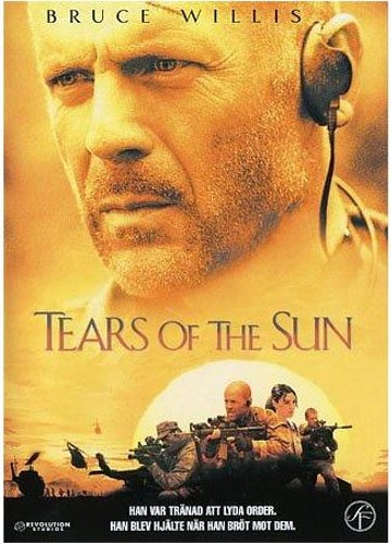 Tears of the Sun DVD (beg)