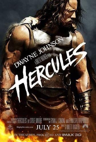 Hercules (2014) DVD (beg)