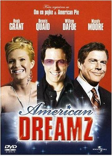 American Dreamz DVD (beg)