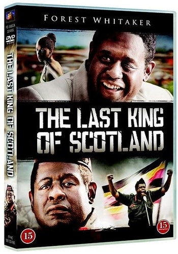 The Last King of Scotland DVD (beg)