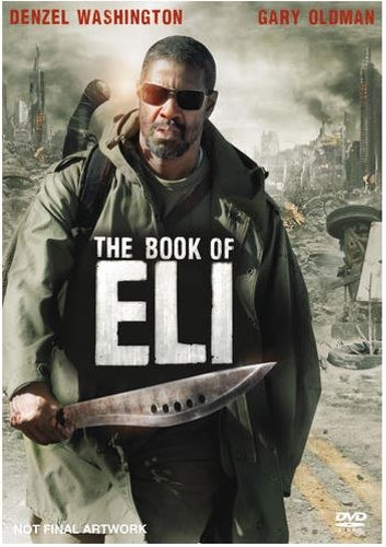 The Book of Eli DVD (beg)