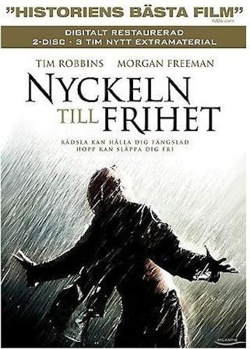 Nyckeln Till Frihet DVD (beg)