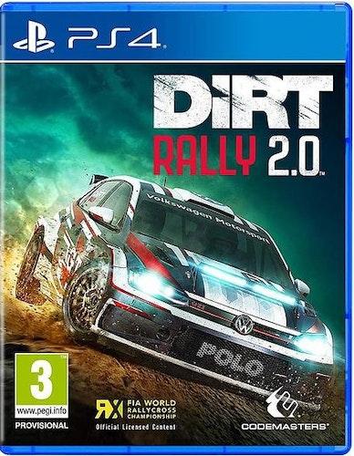 DiRT Rally 2.0 (PS4)