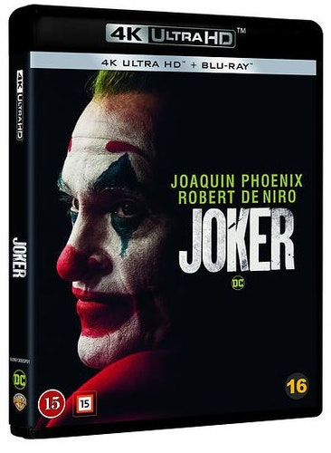 Joker - 4K Ultra HD Blu-ray + Blu-ray