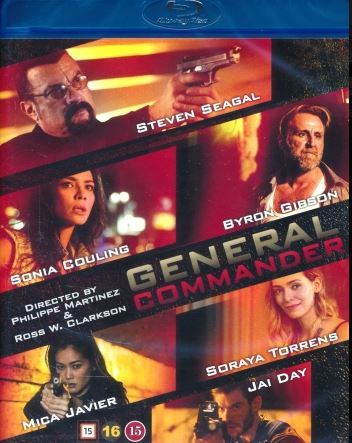 General Commander bluray