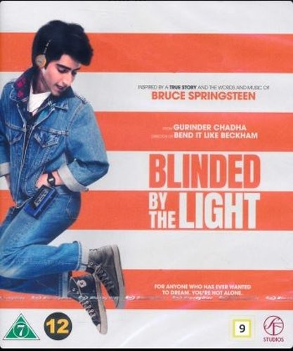 Blinded by the light bluray
