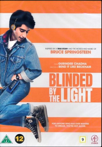 Blinded by the light DVD