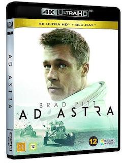 Ad Astra 4K UHD bluray