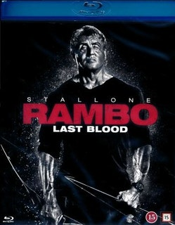 Rambo 5 - Last Blood (Bluray)