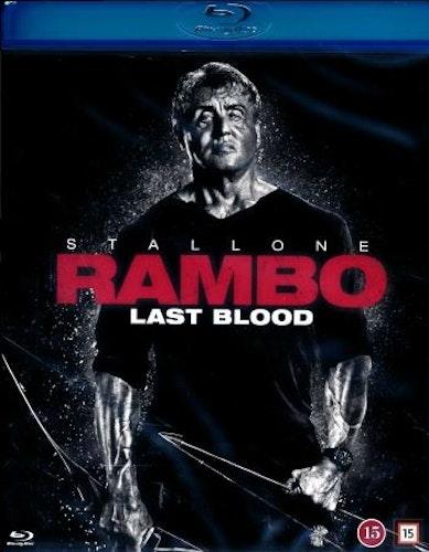 Rambo 5 - Last Blood (Bluray)