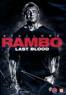 Rambo 5 - Last Blood DVD