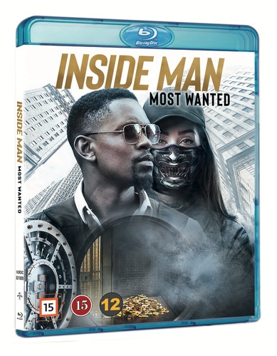 Inside Man: Most Wanted bluray
