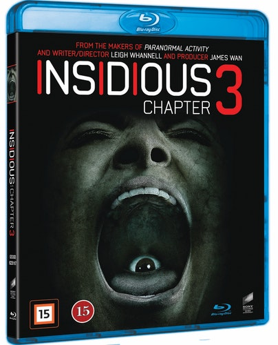 Insidious: Chapter 3 bluray