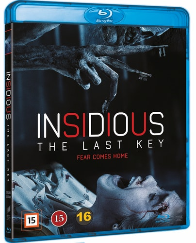 Insidious 4: The Last Key bluray