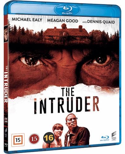 The Intruder bluray